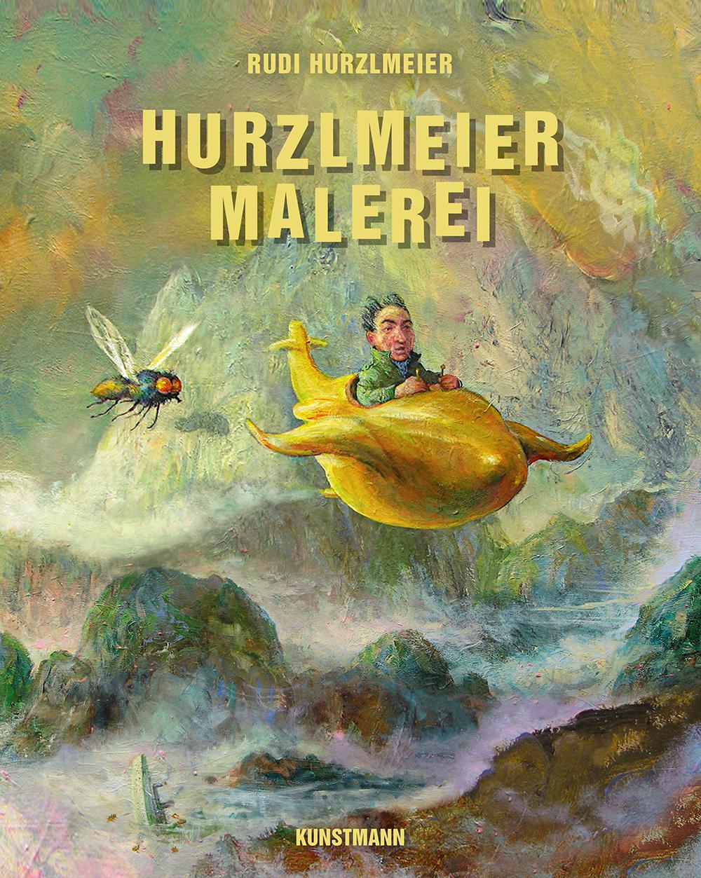 Rudi Hurzlmeier: Hurzlmeiermalerei