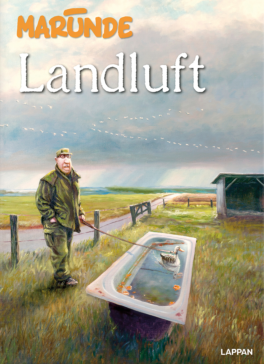 Marunde: Landluft