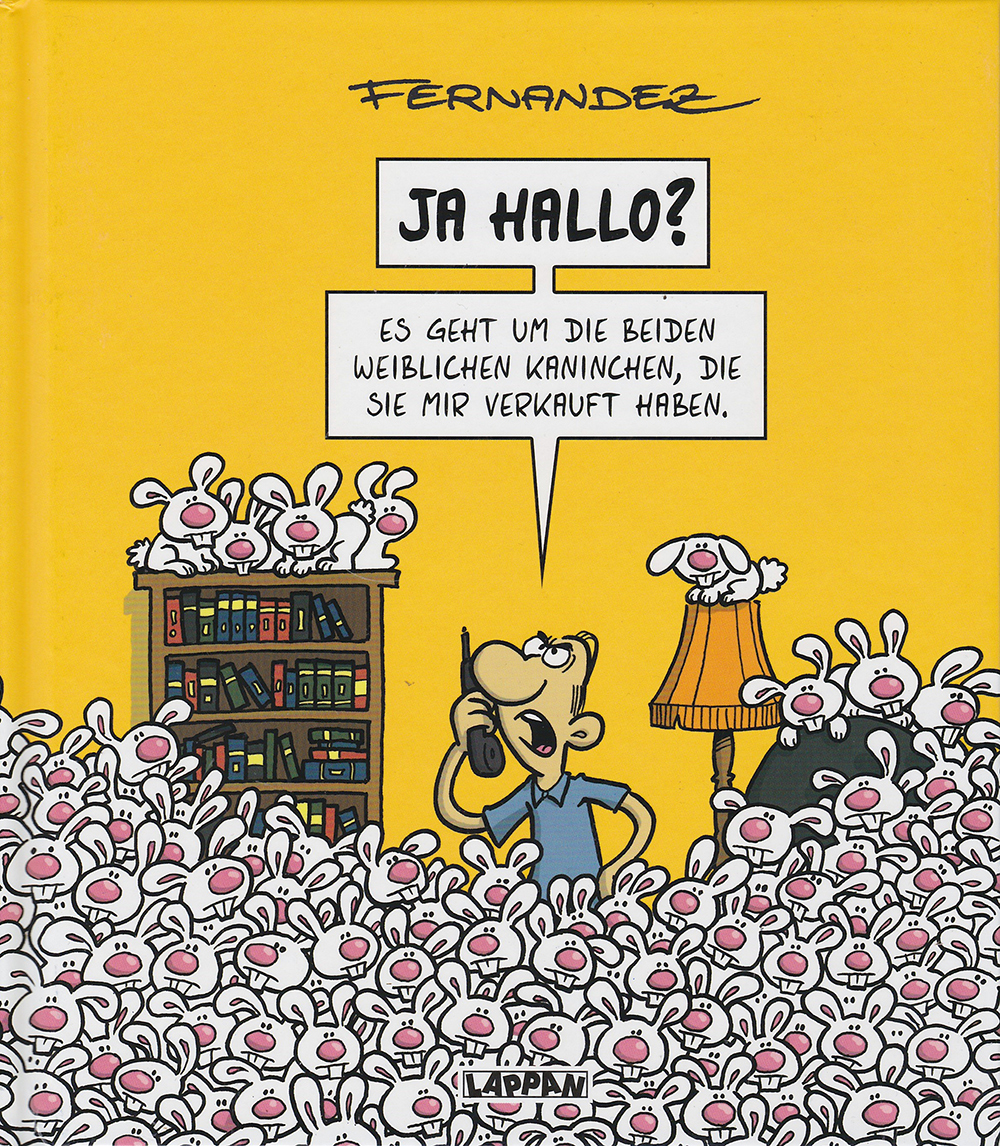 Miguel Fernandez: Ja Hallo!