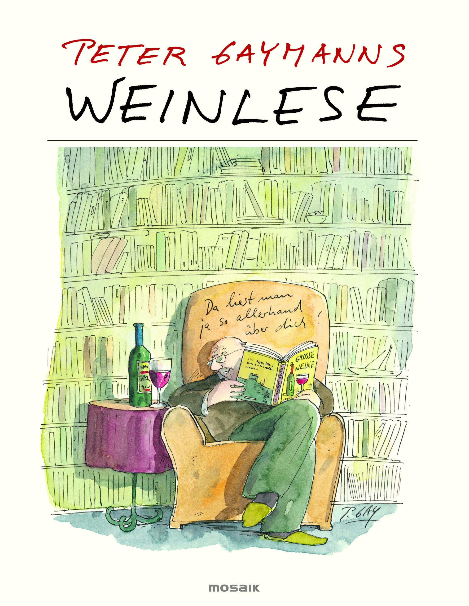 Peter Gaymann: Weinlese