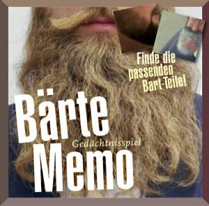 Bärte-Memo