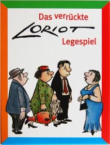 Das verrückte Loriot-Legespiel