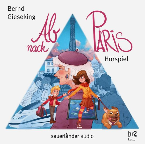 Bernd Gieseking: Ab nach Paris