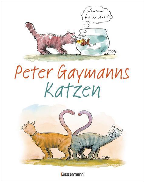 Titelbild: Peter Gaymanns Katzen