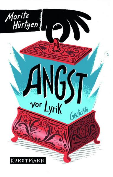 Moritz Hürtgen: Angst vor Lyrik