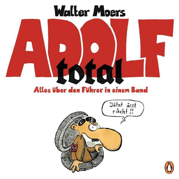Walter Moers: Adolf total
