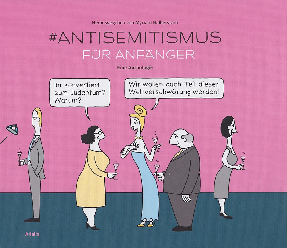 #Antisemitismus für Anfänger
