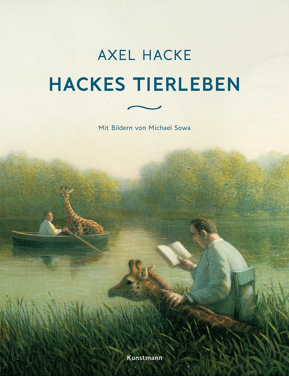 Axel Hacke: Hackes Tierleben