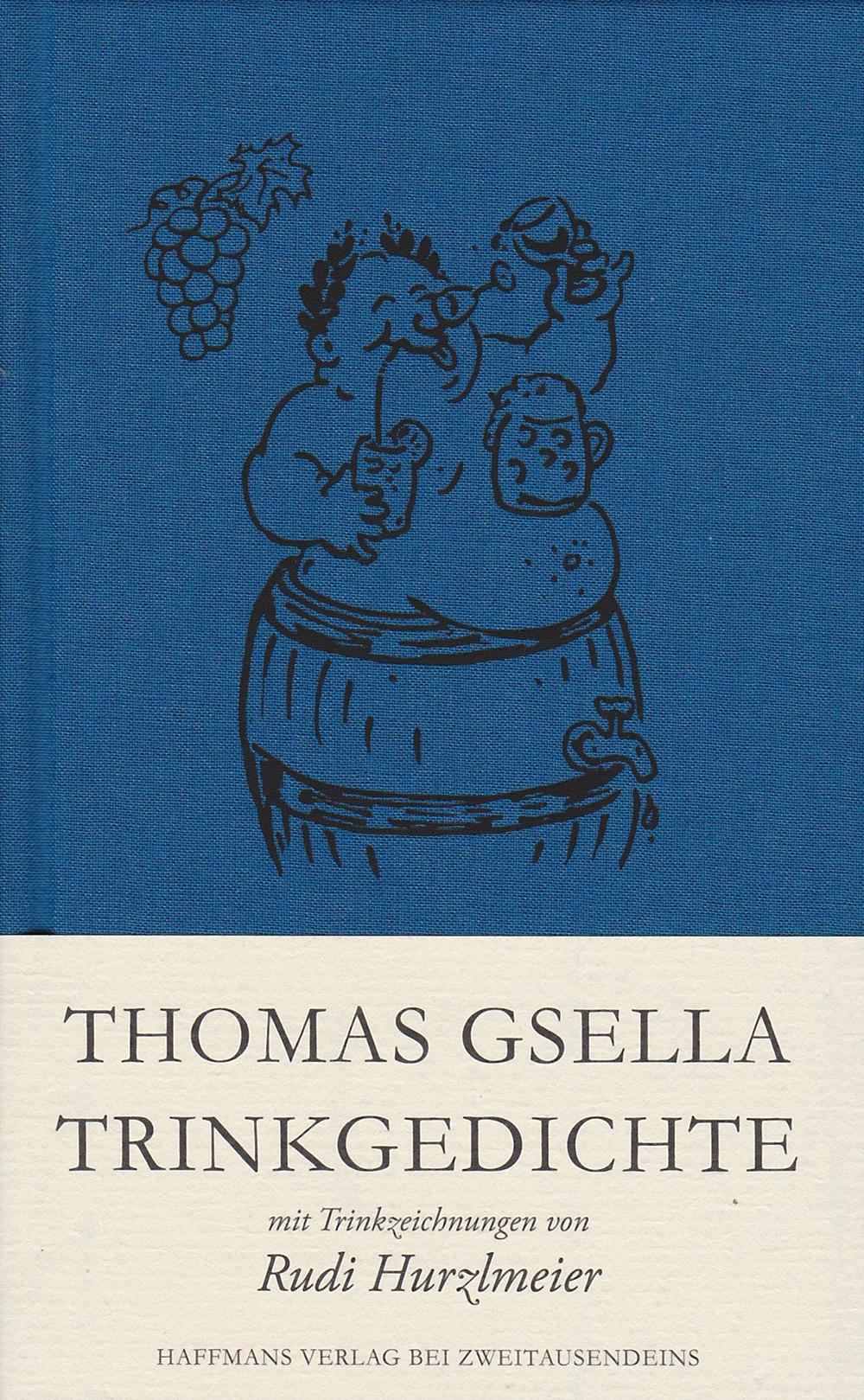 Thomas Gsella: Trinkgedichte