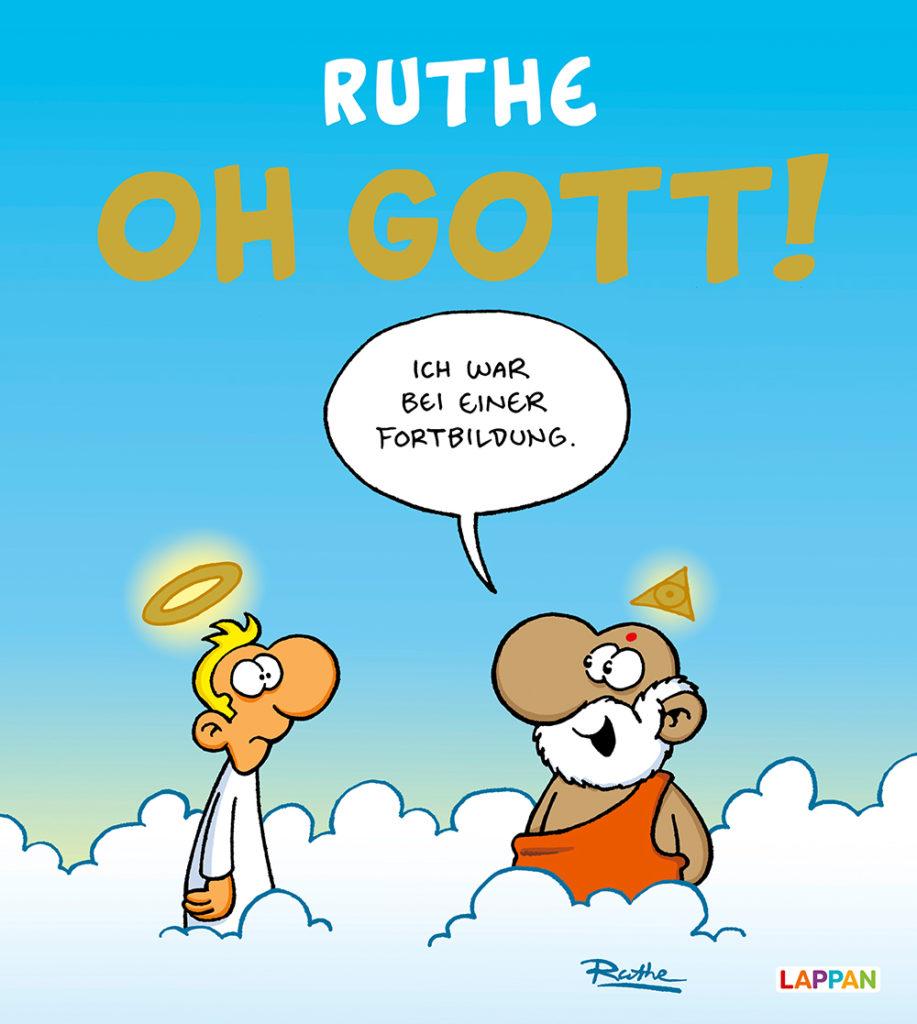 Ralph Ruthe: Oh Gott!