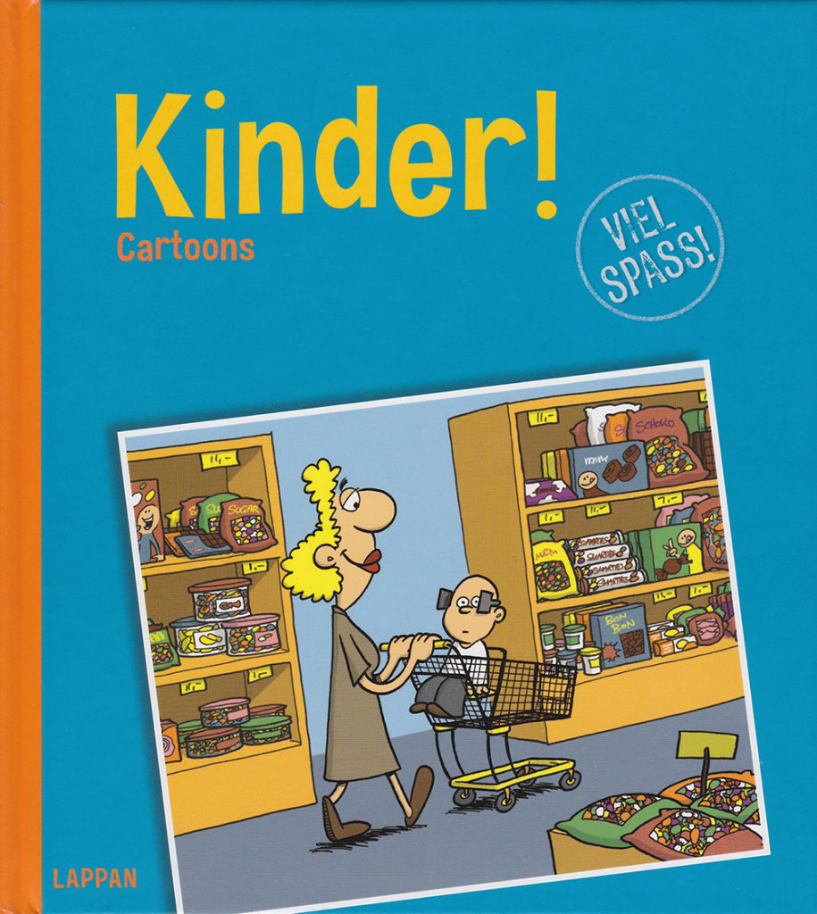 Kinder! Cartoons