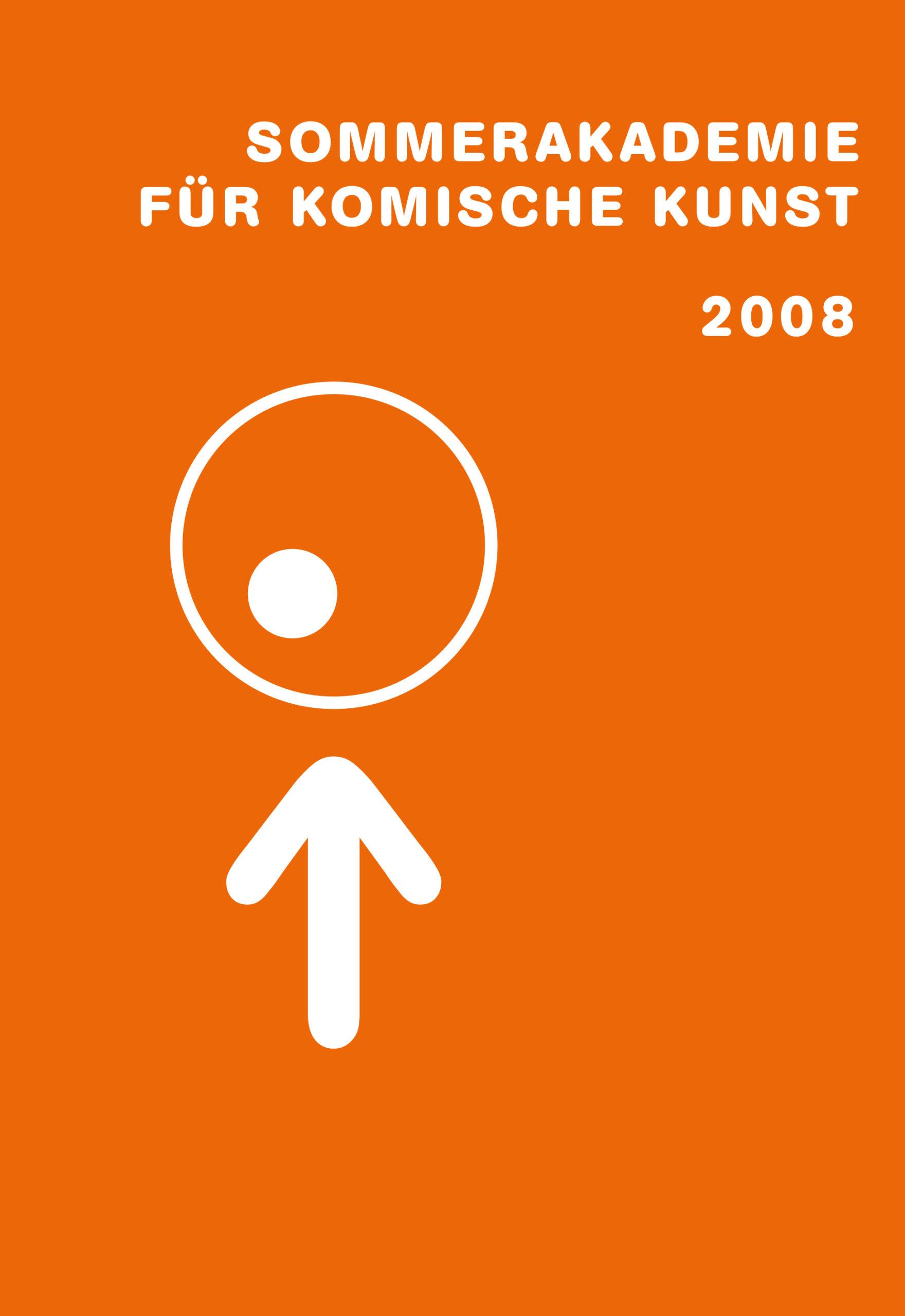 Katalog zur Sommerakademie für Komische Kunst 2008