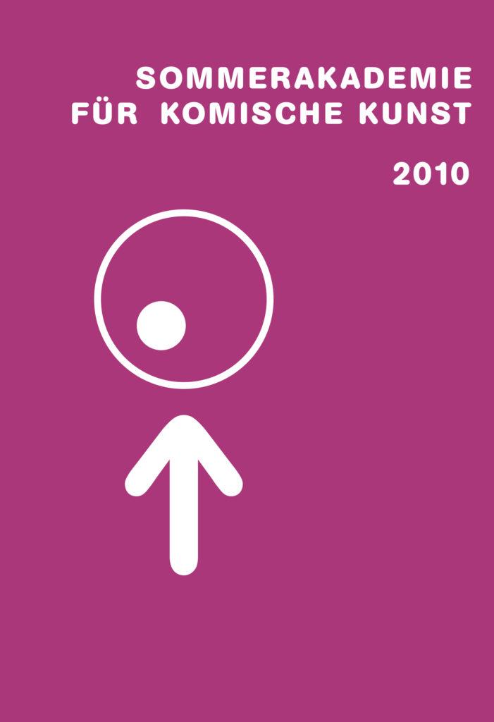 Katalog zur Sommerakademie für Komische Kunst 2010