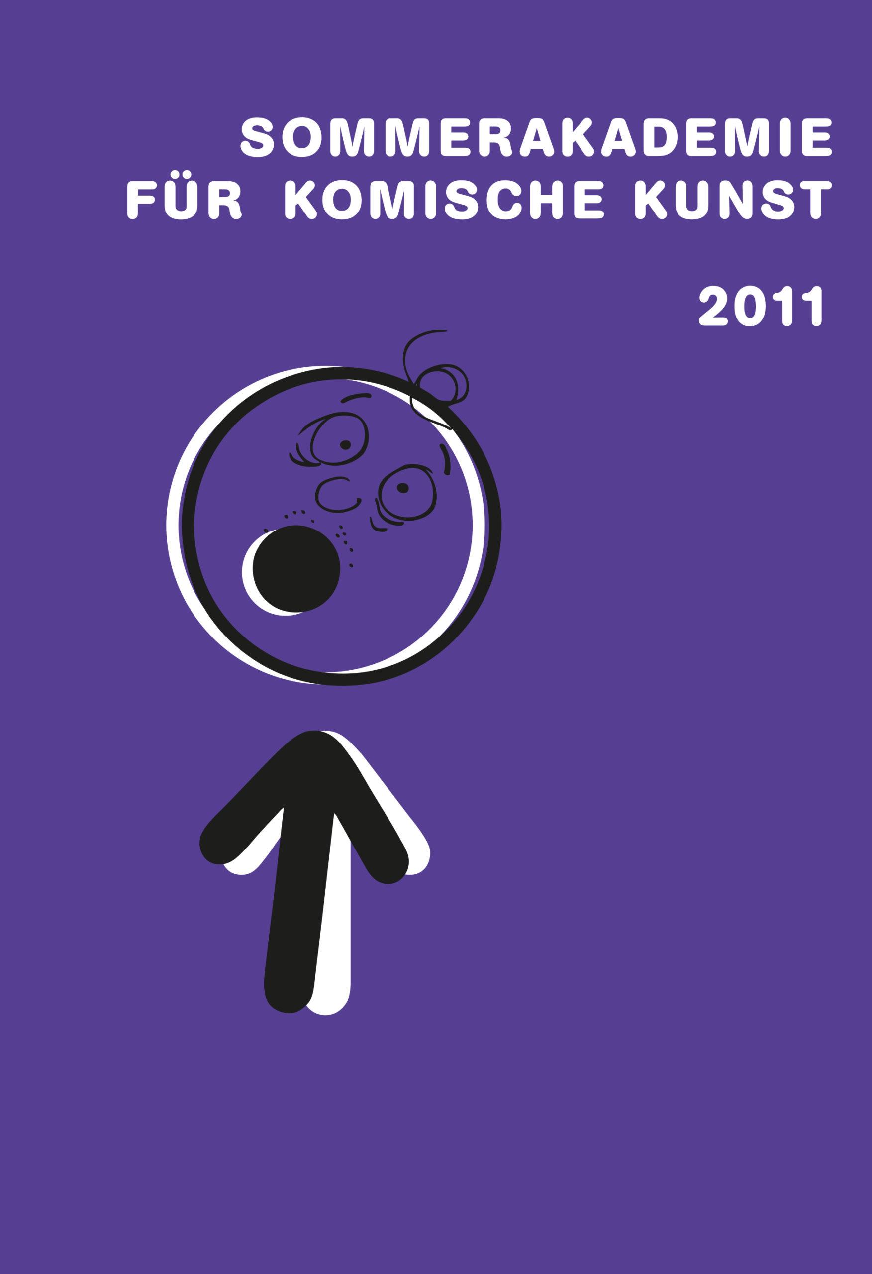Katalog zur Sommerakademie für Komische Kunst 2011