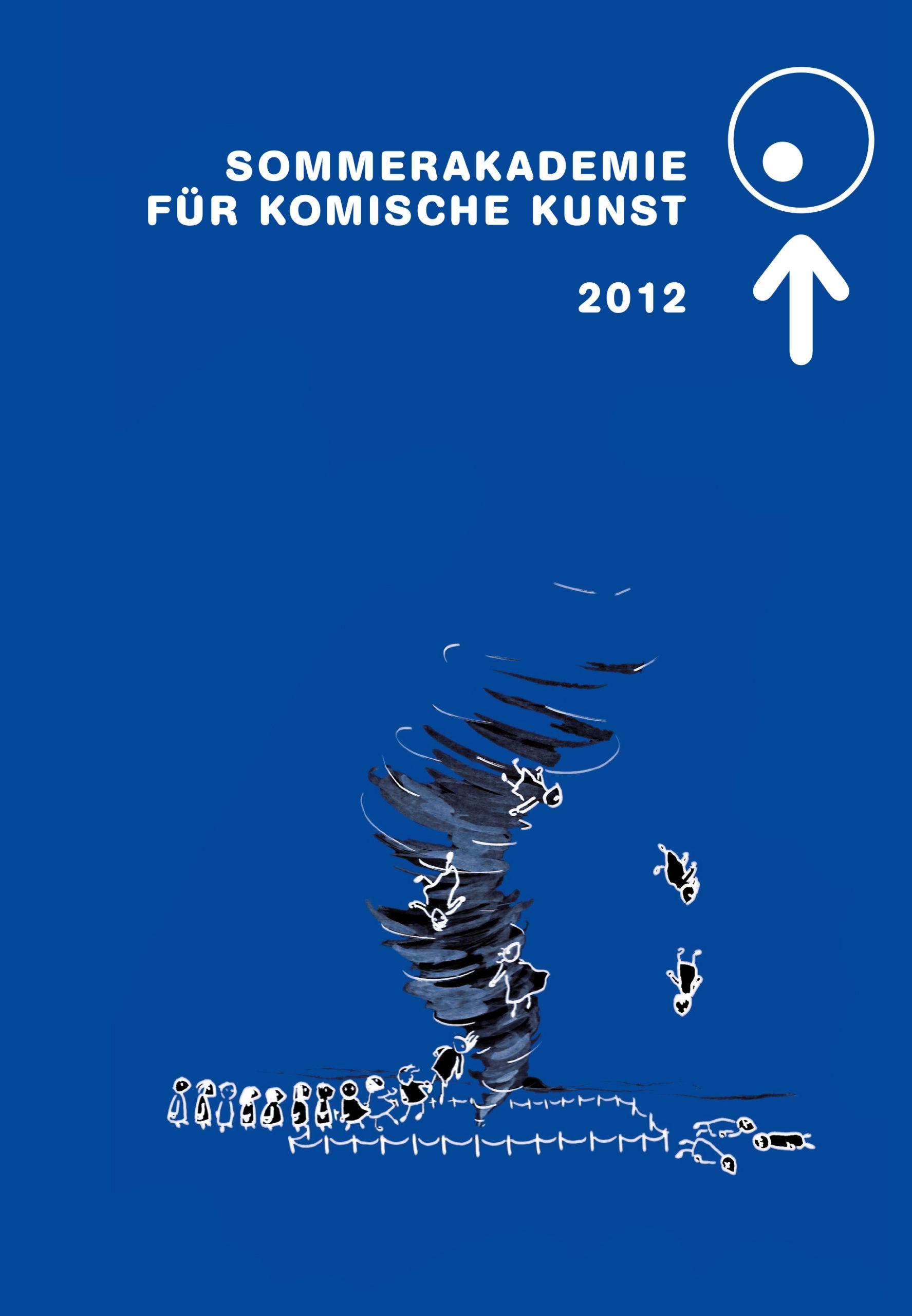 Katalog zur Sommerakademie für Komische Kunst 2012
