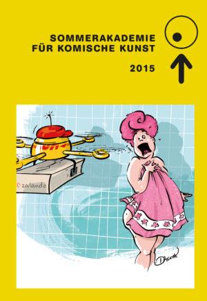 Sommerakademie Katalog 2015