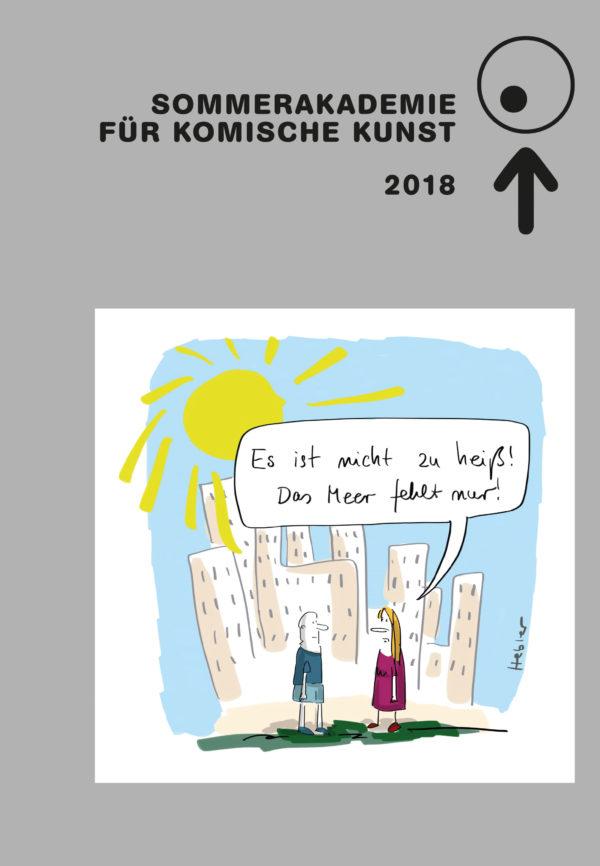 Sommerakademie Katalog 2018