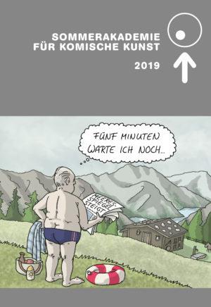 Sommerakademie Katalog 2019