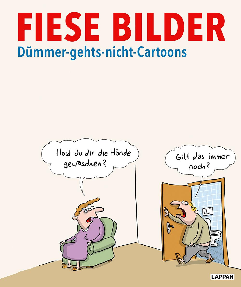 Fiese Bilder - Dümmer-geht's-nicht-Cartoons