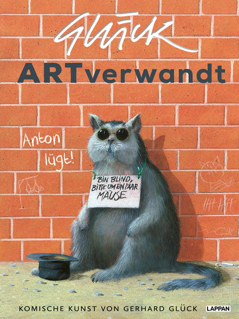 Gerhard Glück: ARTverwandt - Komische Kunst von Gerhard Glück