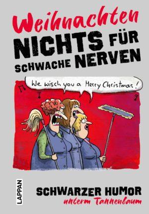 Holtschulte, Landschult, Lars Weihnachten nichts für schwache Nerven
