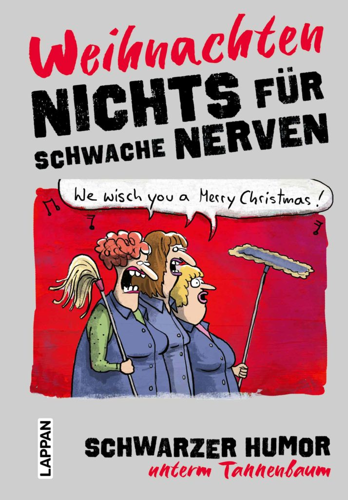 Nichts für schwache Nerven – Weihnachten!
