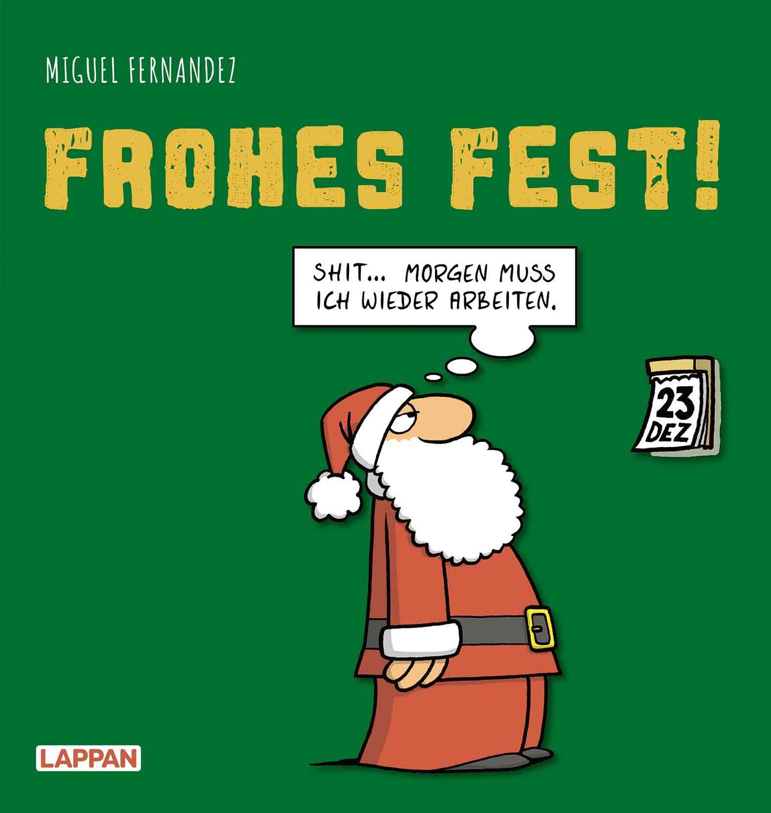 Miguel Fernandez - Frohes Fest!